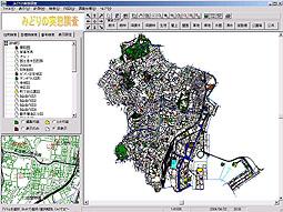 緑の実態調査GISシステム